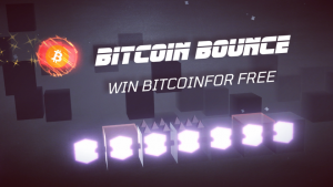 Bitcoin Bounce Android Game